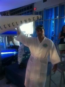 Clevelander Pool Boy Experience