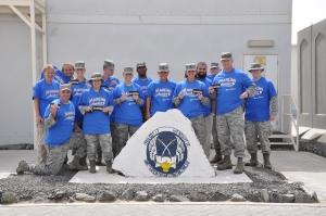 Squadron in Ayudan Gear