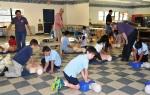 CPR techiques