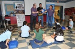 AED training with 911 Education Consultants