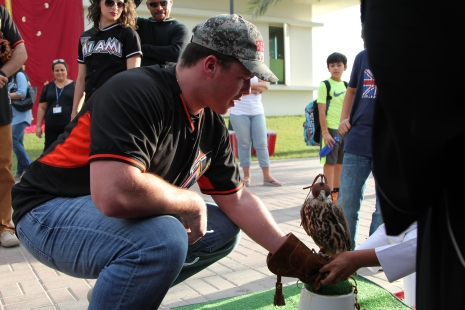 Miami Marlins Troops Visit