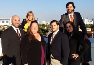 Juan, Sarah, Angela, Cesar, Amanda and Adrian!